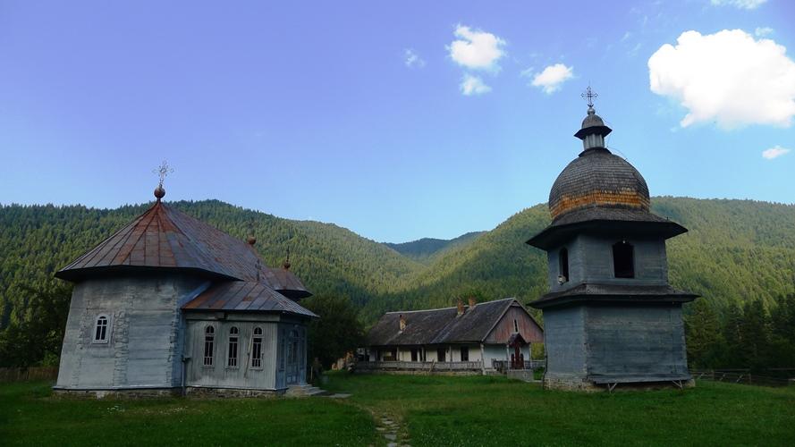 Transcarpatie - La traversées des Carpates