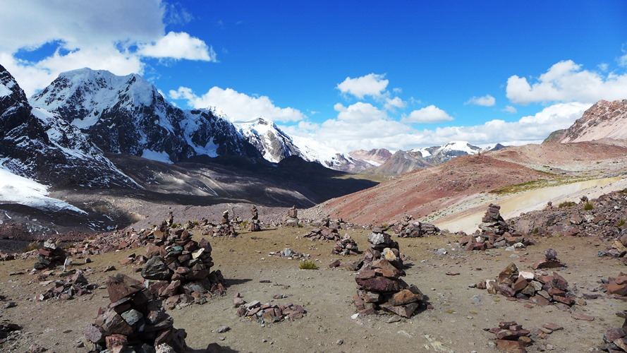 Col Jampa 5050m