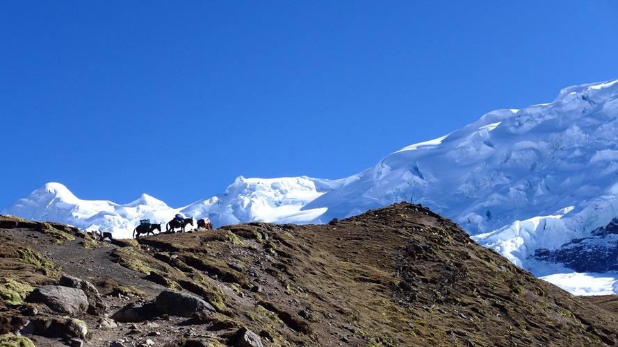 Col Apacheta 4855m