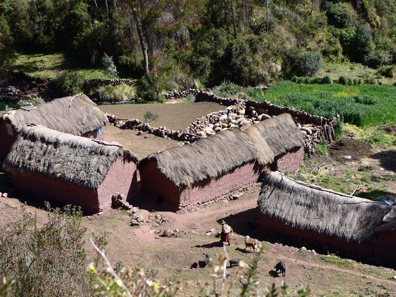 Hameau de Pucamarca
