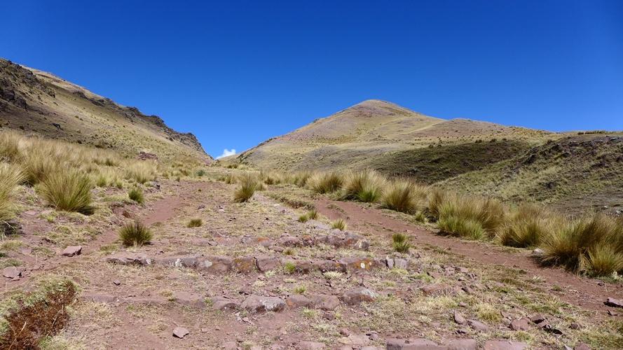 Le Qhapaq Ñan (chemin Inca)