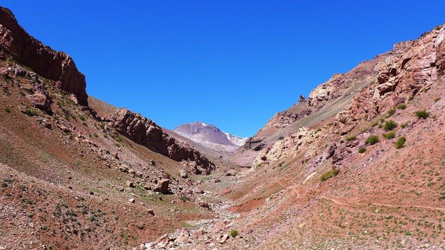 La vallée de Vargas