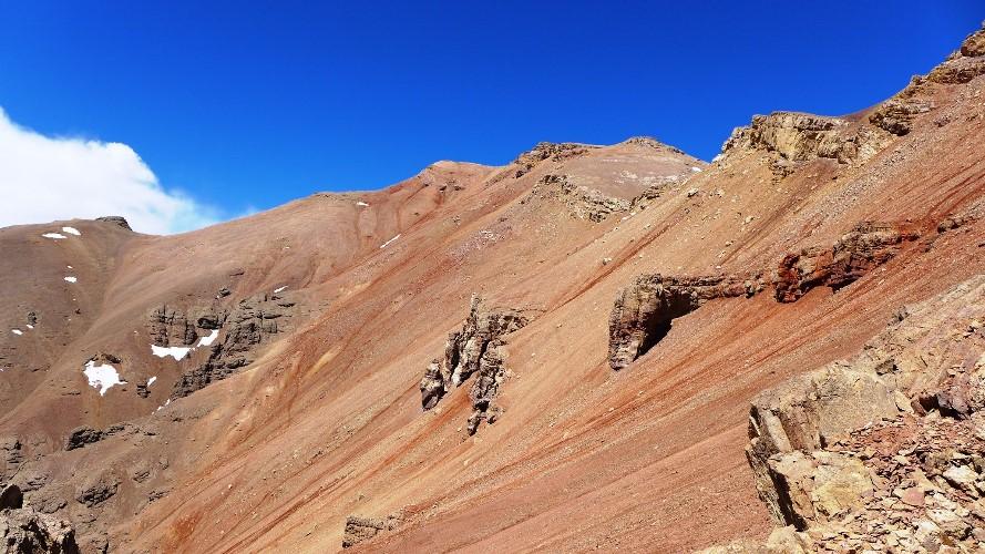 Les couleurs du parc Tupungato