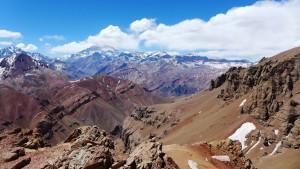 Tupungato belvédère de l'Aconcagua