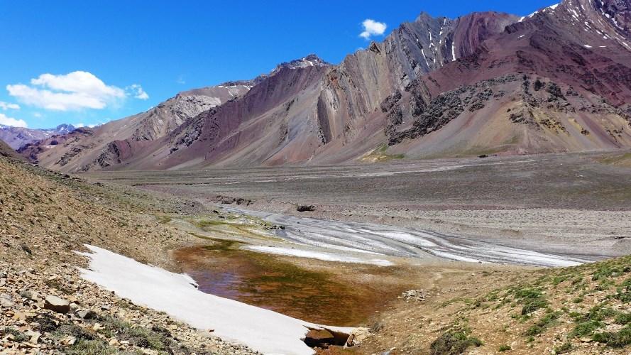 Vallée du Rio Blanco