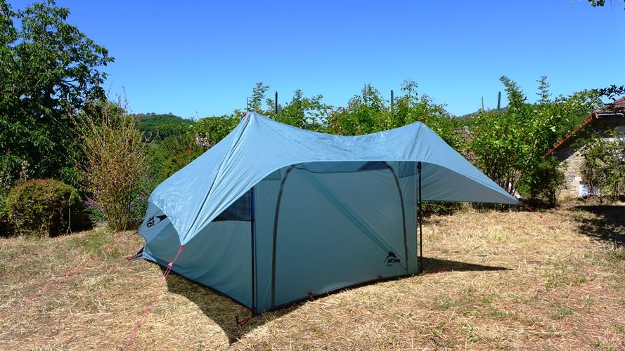 Tente MSR Flylite