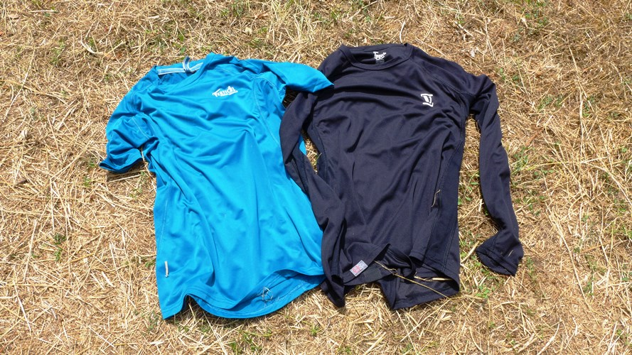 Maillots Technical MC et Altus ML