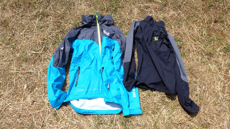 Veste Trek Plume et polaire Break Away Midlayer