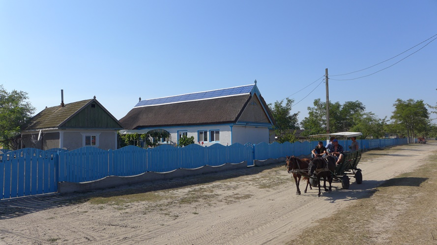 Village de Letea